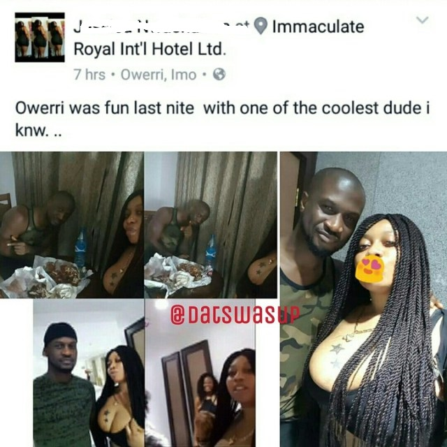 See What Caused The Recent P Square Fight